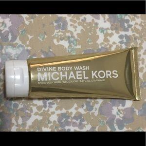 Michael Kors Divine shower gel 3.4 oz